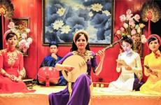 将顺化民歌打造成为充满特色的文化旅游产品