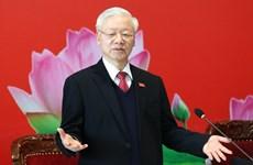 对越共中央总书记署名文章的心得体会:人民力量是发展的深远源泉