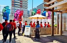 2020年东京奥运会:旅日越南人为越南奥运代表团免费提供wifi发射器
