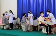 新冠肺炎疫情:广宁省工人新冠疫苗接种率超70%