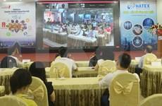 越南与日本企业促进跨平台技术对接