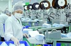 越南出口企业满怀信心地加速