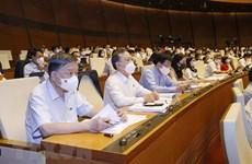 越南第十五届国会第一次会议:在立法工作中勇于创新和主动作为