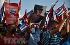 不结盟运动成员国对古巴人们给予支持  越南呼吁国际社会支持古巴