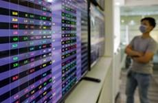 今日股市早盘:多个领域股票上涨  VN-Index接近1300点