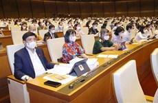 越南第十五届国会第一次会议:将有效防控新冠肺炎疫情视为首要优先目标