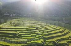 清化省社区旅游天堂--浦良