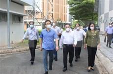 武德儋副总理:同奈省需严格实施社交距离措施以遏制疫情