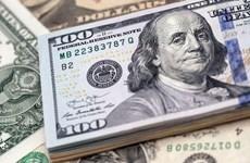 7月23日上午越盾对美元汇率中间价上调6越盾