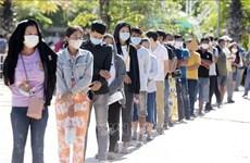 柬埔寨:超600万名非正规经济从业者因大流行病而失业