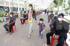 新冠疫情:柬埔寨入境输入新冠肺炎确诊病例创新高