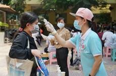 全国医务人员火速前往胡志明市支援防疫工作