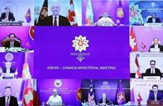 加拿大愿意与东盟一道将双边关系推向新高度