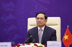 越南政府总理范明政:海上安全是全球性问题 需要全球性解决方案