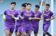 越南国足球员对能够参加2022年卡塔尔世界杯亚洲区第三轮预选赛充满信心
