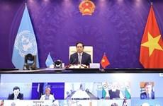 乌克兰媒体高度评价越南为加强海上安全提出的倡议
