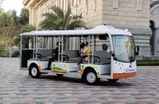 Vingroup将四级无人驾驶的电动车投入试验阶段