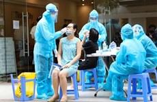8月12日早上越南新增4642例确诊病例 新冠疫苗接种量超过1200万剂
