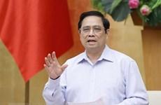 政府总理范明政:各级党委书记亲自担任疫情防控指导委员会主任