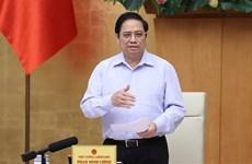 越南政府总理范明政:深化制度建设 破解政策瓶颈  为发展注入新动力