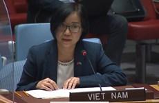 越南与联合国安理会:越南提议联合国和国际社会助力埃塞俄比亚战胜政治危机