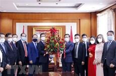 越南驻老挝大使:越南的国际地位不断提高