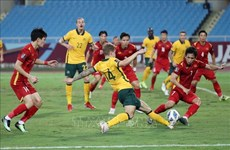 2022年世界杯预选赛:澳大利亚媒体对昨晚越澳对决做出评价