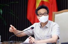 越南政府副总理武德儋: 确保疫情之下的教学效果