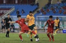 FIFA: 越南球队勇敢拼搏