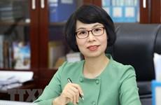 武越庄女士被任命为越南通讯社社长