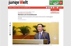 德媒:王廷惠的欧洲之旅展现了越南的多元化与独立政策