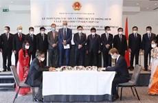 比利时报刊:越南国会主席王廷惠此次访问有助于将越南与欧恩关系提高到新水平