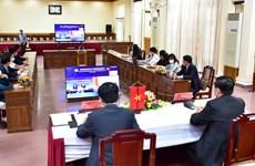 承天顺化省与韩国签署智慧城市发展合作备忘录