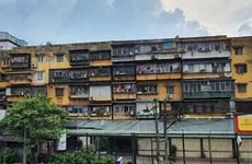 河内市旧公寓改造比率仅达1.2%