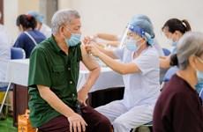 14日中午河内市报告新增8例确诊病例