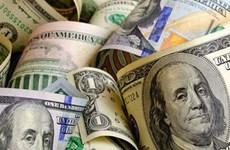 9月14日上午越盾对美元汇率中间价下调17越盾