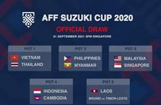 2020年AFF杯:越南队被列为一号种子