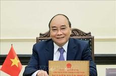 越南国家主席阮春福将与俄罗斯总统普京通电话