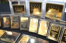 9月15日上午越南国内黄金价格保持稳定