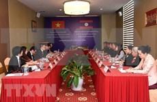 越通社成立76周年:越通社与老挝通讯社之间的密切合作关系