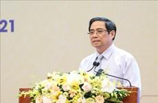 政府总理范明政:制定推动科技发展的法律框架 让人民享有等于各国的科技成就