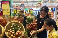 越南农产品受中国消费者的青睐
