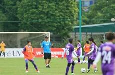 2022年女足亚洲杯预选赛:越南对在B组只剩下两个对手
