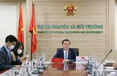 越南与韩国加强环保领域的合作
