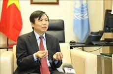 邓廷贵大使:国家主席阮春福出席第76届联合国大会高级别会议彰显越南应对全球挑战的责任和坚定承诺
