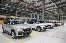 今年8月份越南汽车销量创下2015年以来新低