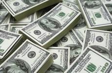 9月20日上午越盾对美元汇率中间价下调13越盾