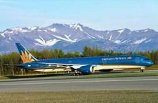 越航即将获得飞往美国的定期直飞航线许可