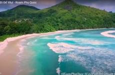 宣传富国岛旅游的视频正式亮相Youtube