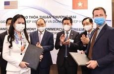 越南T&T 集团与美国伙伴签署可再生能源领域合作谅解备忘录